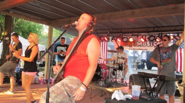 Zoostock 2015, Sports Zoo, Lansford, 9-7-2015 (40)
