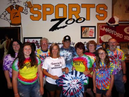 Zoostock Kick-Off Party, Sports Zoo, from Lisa Hiles, Lansford, 9-3-2015 (6)