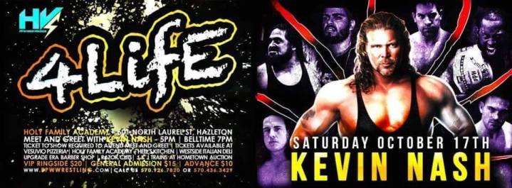 10-17-2015, Wrestling Show, Holy Family Academy, Hazleton