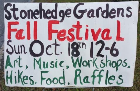 10-18-2015, Fall Festival, Stonehedge Gardens, South Tamaqua (2)