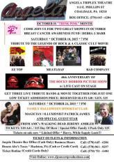 10-24-2015, Family Halloween Spooktacular, Angela Triplex Theatre, Coaldale