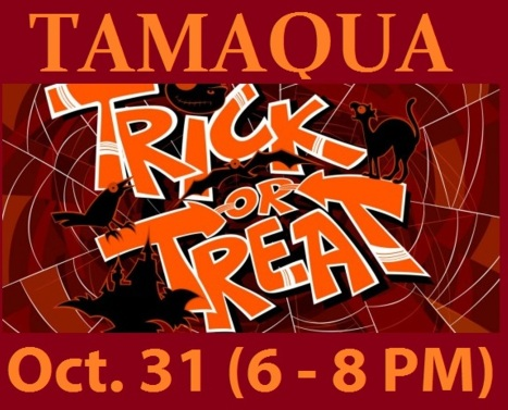 10-31-2015, Tamaqua Trick Or Treat