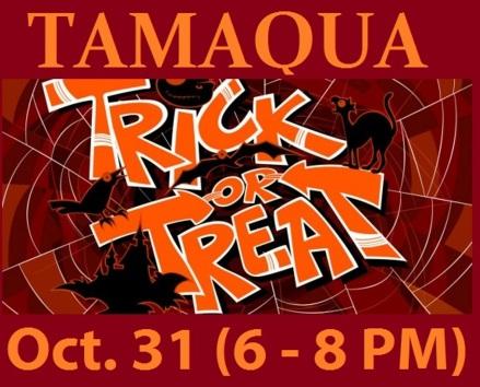 10-31-2015, Tamaqua Trick Or Treat