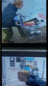 10-8-2015, Theft at Hometown WalMart
