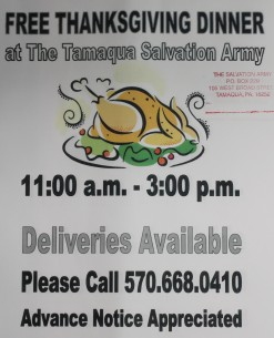 11-26-2015-free-thanksgiving-dinner-salvation-army-tamaqua