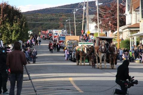 45th Annual Halloween Parade, Lehighton, 10-17-2015 (92)