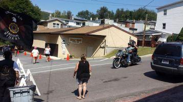 American Legion Bike Ride, from Jan Swan, Sports Zoo, Lansford, 9-7-2015 (1)