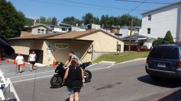 American Legion Bike Ride, from Jan Swan, Sports Zoo, Lansford, 9-7-2015 (14)