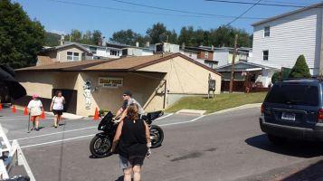 American Legion Bike Ride, from Jan Swan, Sports Zoo, Lansford, 9-7-2015 (14)