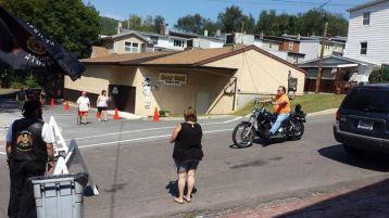 American Legion Bike Ride, from Jan Swan, Sports Zoo, Lansford, 9-7-2015 (17)