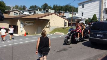 American Legion Bike Ride, from Jan Swan, Sports Zoo, Lansford, 9-7-2015 (18)