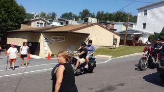 American Legion Bike Ride, from Jan Swan, Sports Zoo, Lansford, 9-7-2015 (20)