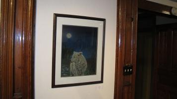 Artist Meet and Greet, Linda Stockman, Community Arts Center, Tamaqua, 9-3-2015 (14)