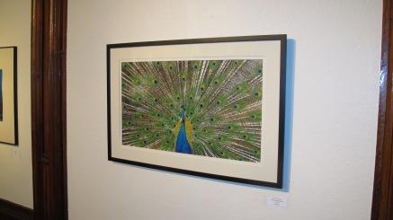 Artist Meet and Greet, Linda Stockman, Community Arts Center, Tamaqua, 9-3-2015 (15)