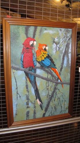 Artist Meet and Greet, Linda Stockman, Community Arts Center, Tamaqua, 9-3-2015 (17)