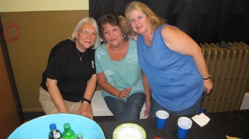 Bee's Knees Back to the 60's Rock Show, Tamaqua Community Arts Center, Tamaqua, 9-19-2015 (1)