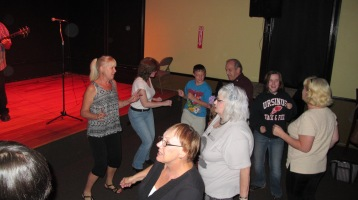 Bee's Knees Back to the 60's Rock Show, Tamaqua Community Arts Center, Tamaqua, 9-19-2015 (11)