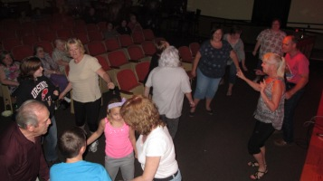 Bee's Knees Back to the 60's Rock Show, Tamaqua Community Arts Center, Tamaqua, 9-19-2015 (15)