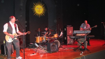 Bee's Knees Back to the 60's Rock Show, Tamaqua Community Arts Center, Tamaqua, 9-19-2015 (54)