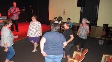 Bee's Knees Back to the 60's Rock Show, Tamaqua Community Arts Center, Tamaqua, 9-19-2015 (7)