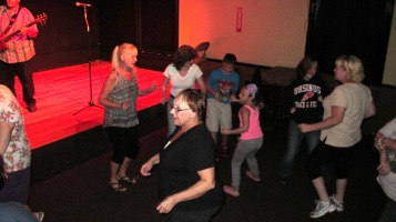 Bee's Knees Back to the 60's Rock Show, Tamaqua Community Arts Center, Tamaqua, 9-19-2015 (8)