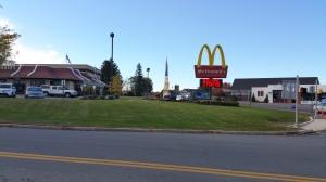 Before Photos, Drive Thru Construction, McDonalds, Hometown, 10-19-2015 (5)