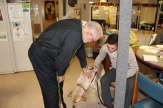 Blessing of the Animals, Calvary Episcopal Church, Tamaqua, 10-4-2015 (11)