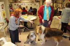 Blessing of the Animals, Calvary Episcopal Church, Tamaqua, 10-4-2015 (34)