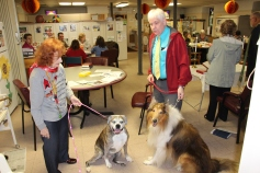 Blessing of the Animals, Calvary Episcopal Church, Tamaqua, 10-4-2015 (36)