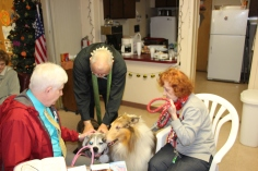 Blessing of the Animals, Calvary Episcopal Church, Tamaqua, 10-4-2015 (4)