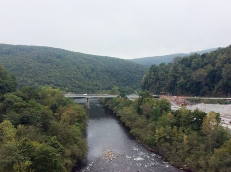 Bridge Construction, from John Bieniek, Jim Thorpe, 9-23-2015 (1)