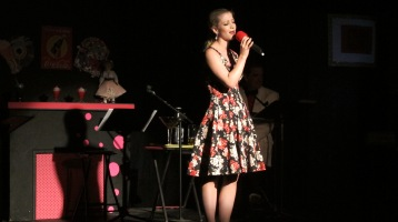 Cabaret A Little Bit of County, Little Bit of Rock and Roll, Strawberry Playhouse (116)