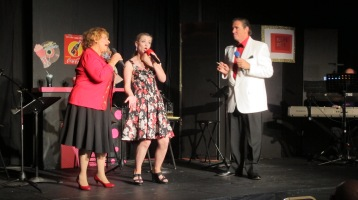 Cabaret A Little Bit of County, Little Bit of Rock and Roll, Strawberry Playhouse (133)