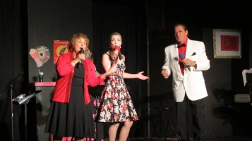 Cabaret A Little Bit of County, Little Bit of Rock and Roll, Strawberry Playhouse (2)