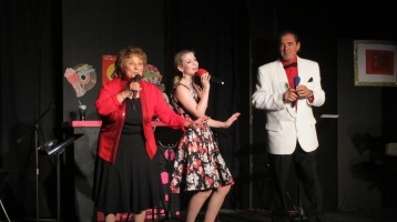 Cabaret A Little Bit of County, Little Bit of Rock and Roll, Strawberry Playhouse (3)