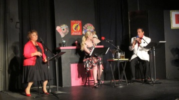 Cabaret A Little Bit of County, Little Bit of Rock and Roll, Strawberry Playhouse (35)