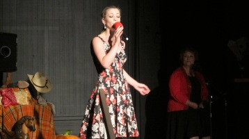 Cabaret A Little Bit of County, Little Bit of Rock and Roll, Strawberry Playhouse (45)