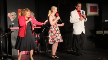 Cabaret A Little Bit of County, Little Bit of Rock and Roll, Strawberry Playhouse (62)