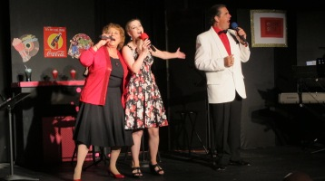 Cabaret A Little Bit of County, Little Bit of Rock and Roll, Strawberry Playhouse (66)
