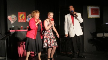 Cabaret A Little Bit of County, Little Bit of Rock and Roll, Strawberry Playhouse (68)