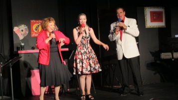 Cabaret A Little Bit of County, Little Bit of Rock and Roll, Strawberry Playhouse (69)