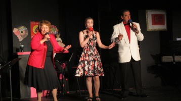 Cabaret A Little Bit of County, Little Bit of Rock and Roll, Strawberry Playhouse (70)