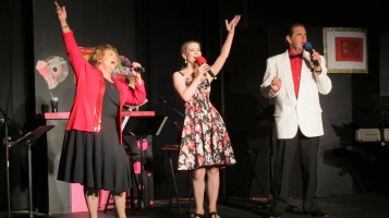 Cabaret A Little Bit of County, Little Bit of Rock and Roll, Strawberry Playhouse (71)