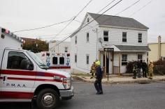 Carbon Monoxide Response, 175 Orwigsburg Street, Tamaqua, 10-27-2015 (9)