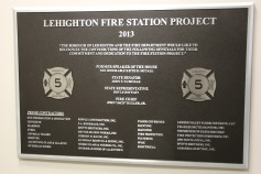 Dedication of New Fire Station, Pumper Truck, Boat, Lehighton Fire Department, Lehighton (10)