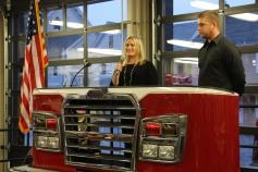 Dedication of New Fire Station, Pumper Truck, Boat, Lehighton Fire Department, Lehighton (107)