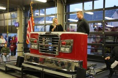 Dedication of New Fire Station, Pumper Truck, Boat, Lehighton Fire Department, Lehighton (108)