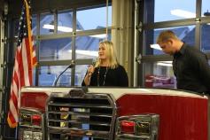 Dedication of New Fire Station, Pumper Truck, Boat, Lehighton Fire Department, Lehighton (109)