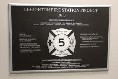 Dedication of New Fire Station, Pumper Truck, Boat, Lehighton Fire Department, Lehighton (11)