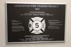 Dedication of New Fire Station, Pumper Truck, Boat, Lehighton Fire Department, Lehighton (11)